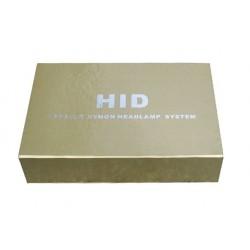 H8 6000K HID Xenon Lights Conversion Kit