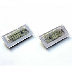 Mini Cooper R50 R52 R53 LED License Number Plate Upgrade Unit