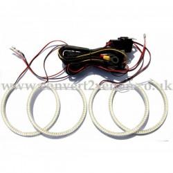 BMW 5 Series E39 LED SMD Angel Eyes Upgarde Kit
