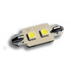 2xSMD 36mm Canbus Festoon High Power LED Bulb