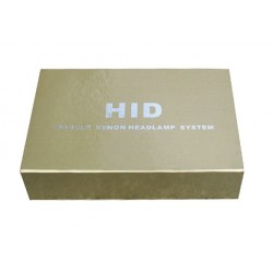 Fiat 500 HID Xenon Lights Conversion Kit